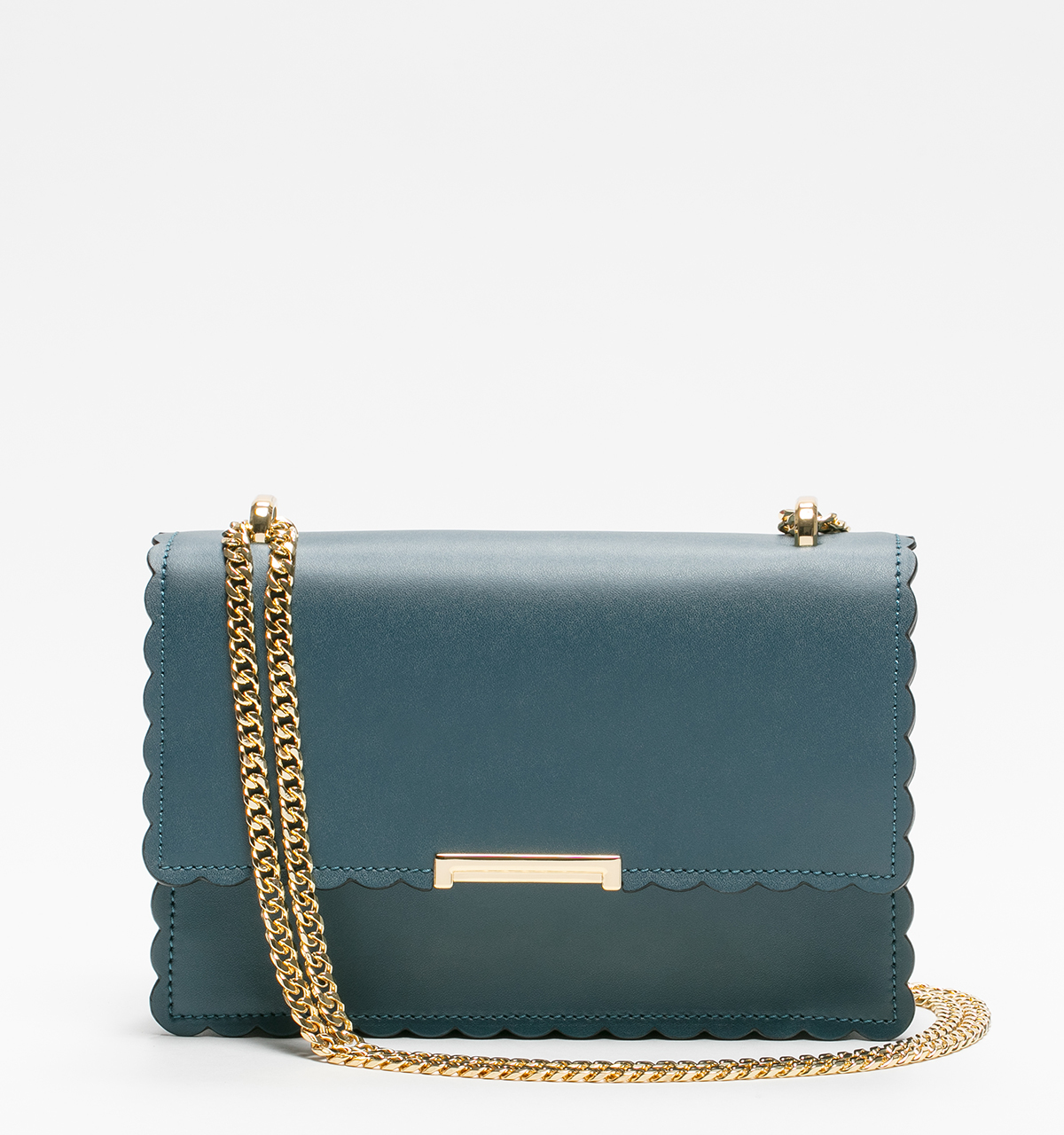 Mara Scallop Cocktail Bag