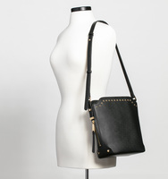 Claudia bucket bag black body