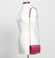 Mara mini shoulder pin stud cerise body
