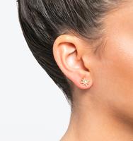 Three set earrings gold 2