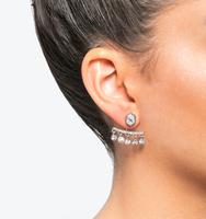 Three set earrings silver 3