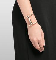 Wide cuff bracelet