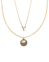 E for explore necklace 2