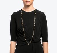 Crystal stranded necklace 2