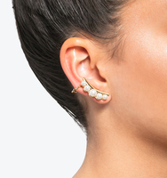 Crawler earrings 2