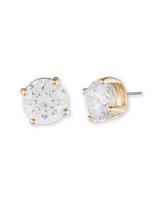 Classic stud earrings   gold