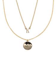 K for kindness necklace