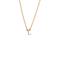 L for laughter necklace 3