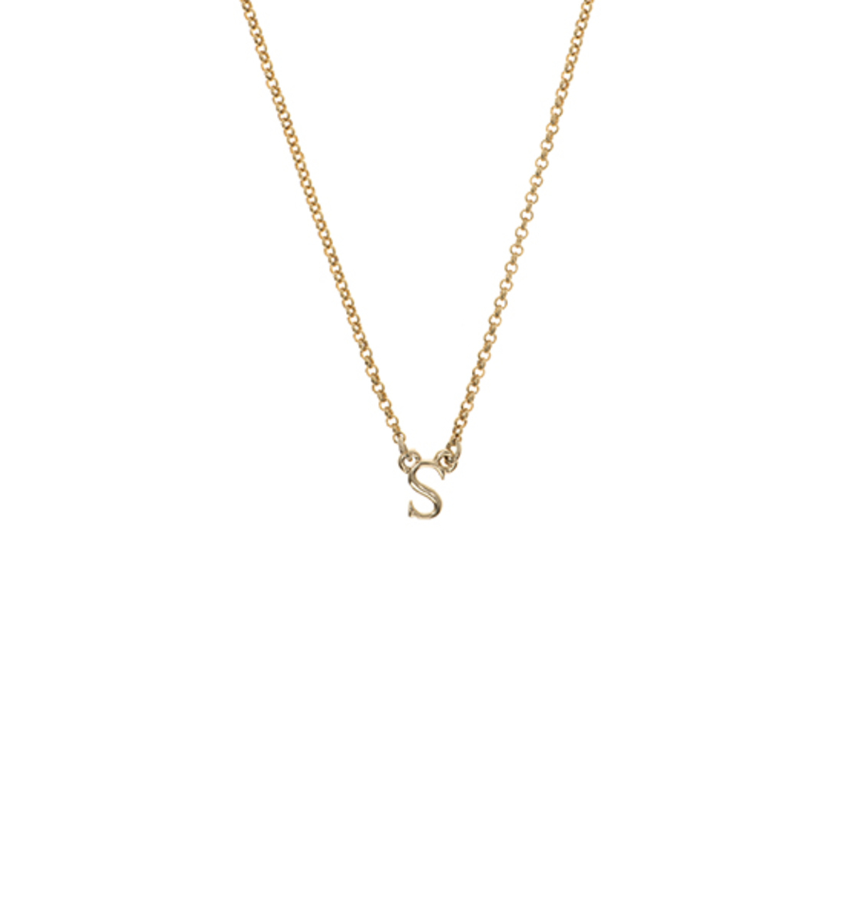 S for strength necklace 2