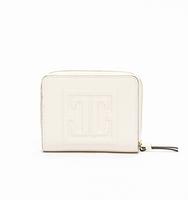 Mara zip around wallet snow white