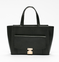 Stanton luggage shopper black