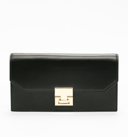 Hopewell clutch black
