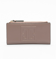 Mara pouch wallet misty rose