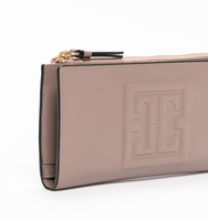 Mara pouch wallet misty rose close