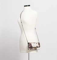 Mara crossbody wallet gemstone body