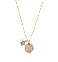 Wise words 2 in 1 star necklace 2