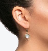 Chrystie drop earrings