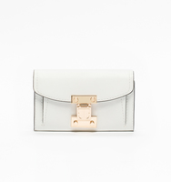 Stanton luggage crossbody white 1