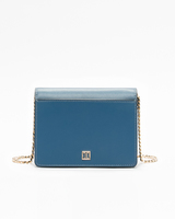 Hopewell mini shoulder bag insignia blue back ivanka trump
