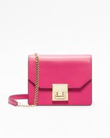 Hopewell mini shoulder bag magenta front ivanka trump