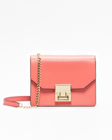 Hopewell mini shoulder bag tea rose front ivanka trump