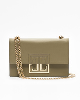 Mara cocktail bag olive front ivanka trump