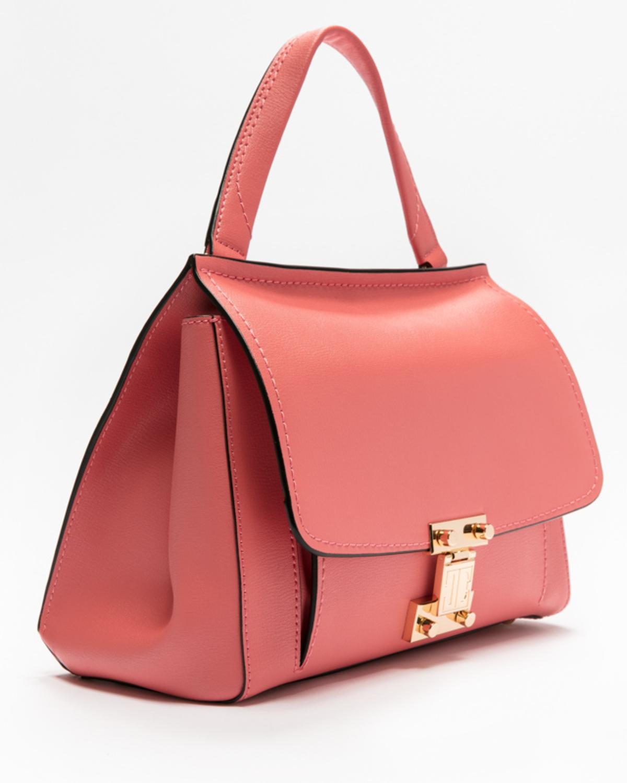 Stanton mini luggage shoulder bag tea rose side ivanka trump
