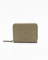 Mara zip around wallet olive front ivanka trump