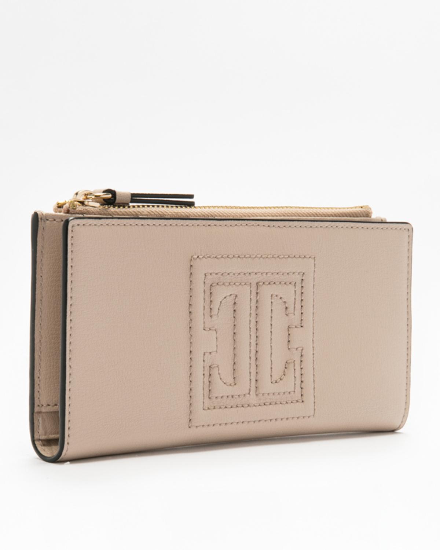 Mara pouch wallet tapioca side ivanka trump