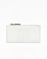Mara pouch wallet white front ivanka trump