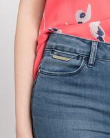 Classic sculpting jeans vintage detail ivanka trump