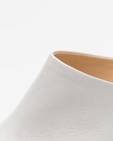 Evia mules white detail ivanka trump