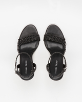 Holie sandals black above ivanka trump